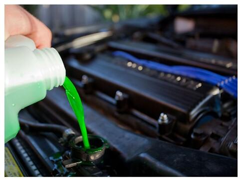 Los Beneficios del Uso de Anticongelante en Motores